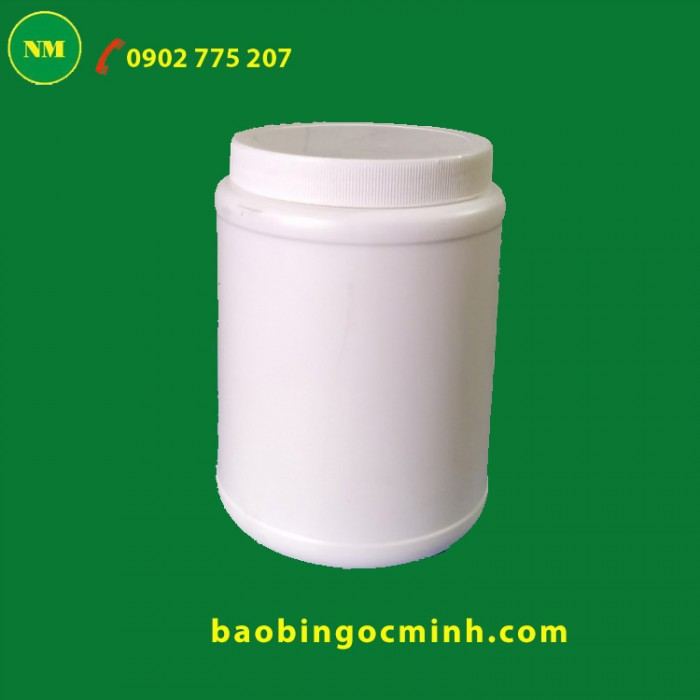 hũ nhựa 1kg đựng phân bón 6