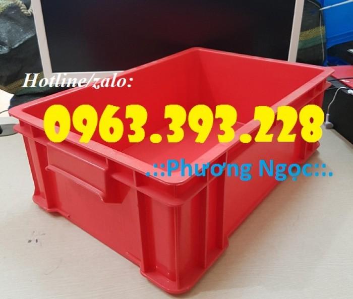 Thùng nhựa đặc B4, hộp nhựa chứa đồ, thùng nhựa đựng linh kiện3