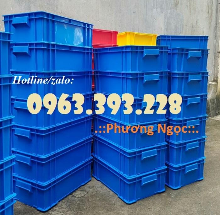 Thùng nhựa đặc B4, hộp nhựa chứa đồ, thùng nhựa đựng linh kiện1