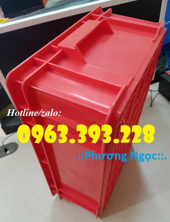 Thùng nhựa đặc B4, hộp nhựa chứa đồ, thùng nhựa đựng linh kiện5