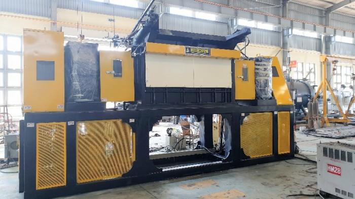 Máy nghiền rác thải công nghiệp loại lớn Hitech-2Sh10t2