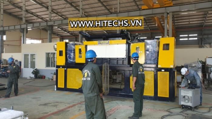 Máy nghiền cắt rác lớn nhất Việt Nam 2019. Model Hitech-2Sh10T Hotline (0908.790.686)6