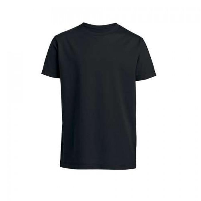 chuyên sỉ áo thun đen cổ tròn giá 20k - áo size người lớn0