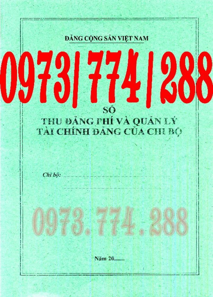 Sổ tay Đảng viên giá cả chất lượng tốt nhất tại Hà Nội22