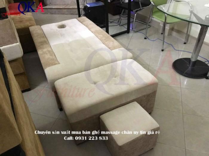 Ghế massage foot với bề mặt nằm rộng phù hợp với nhiều bài massage khác nhâu4