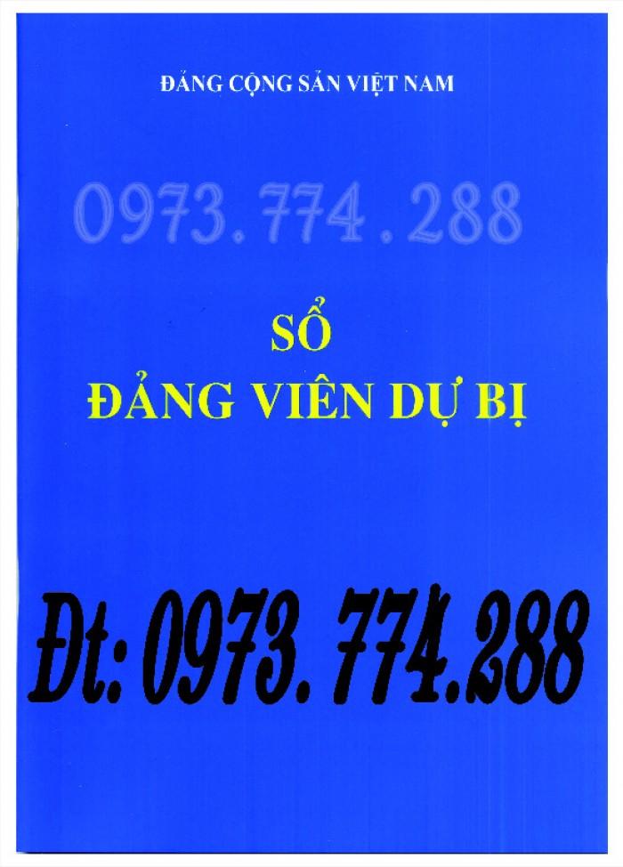 Lý lịch Đảng viên mẫu 1 - HSĐV - bìa trắng25