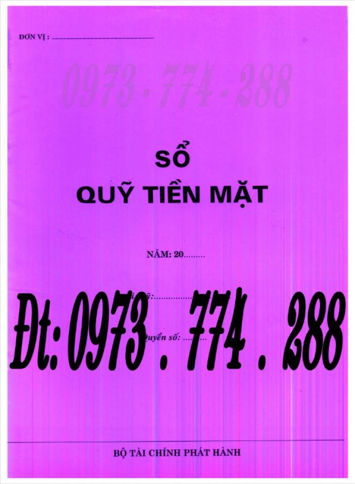 Sổ quỹ tiền mặt (mẫu số S11-H theo quyết định số 19/2006/QĐ-BTC)2