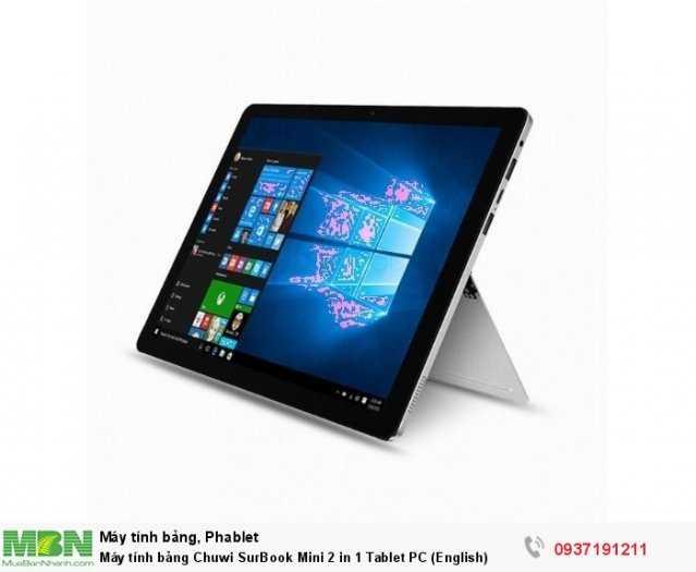 Máy tính bảng Chuwi SurBook Mini 2 in 1 Tablet PC (English)2