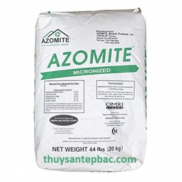 Khoáng Mỹ - Azomite - Thủy Sản Tép Bạc0