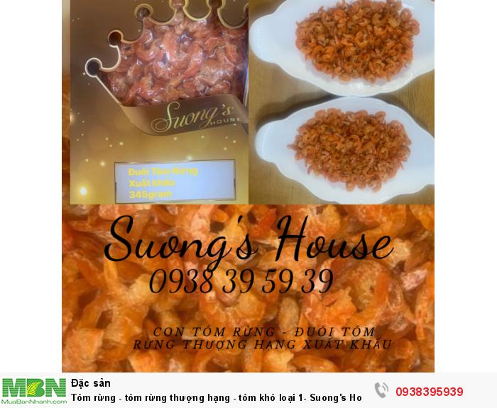 Tôm rừng - tôm rừng thượng hạng - tôm khô loại 1- Suong's House1