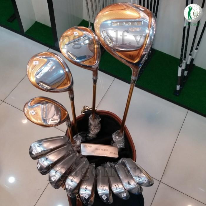 Bộ gậy golf Honma New Beres 07 4 sao 20203