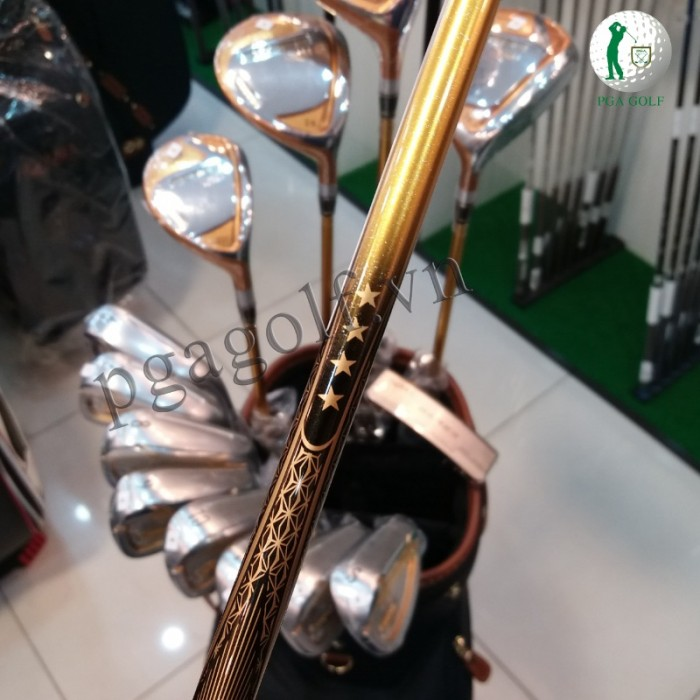 Bộ gậy golf Honma New Beres 07 4 sao 20205