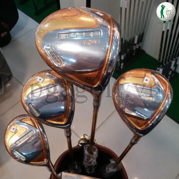 Bộ gậy golf Honma New Beres 07 4 sao 20202