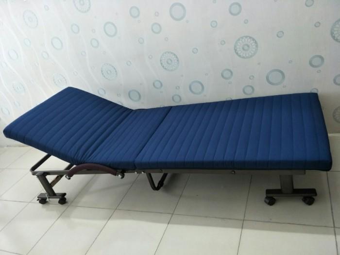 Giường gấp Hàn Quốc Raku bed rộng 75cm8