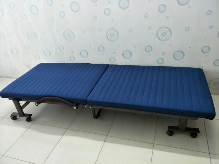 Giường gấp Hàn Quốc Raku bed rộng 75cm9