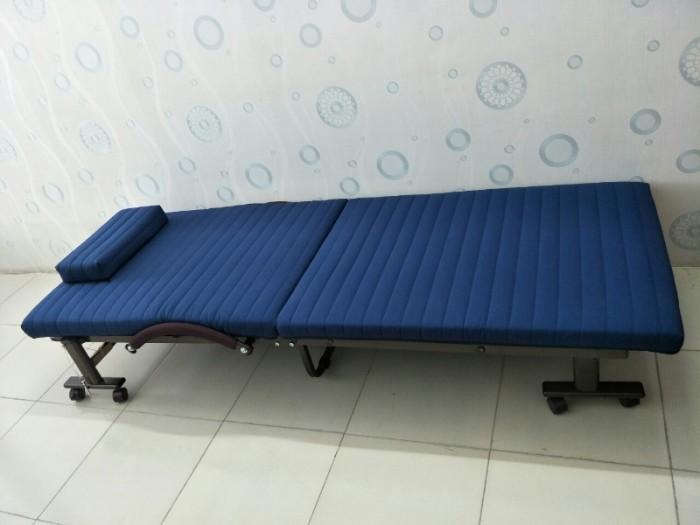 Giường gấp Hàn Quốc Raku bed rộng 75cm7