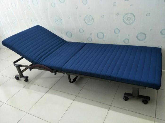 Giường gấp Hàn Quốc Raku bed rộng 75cm10