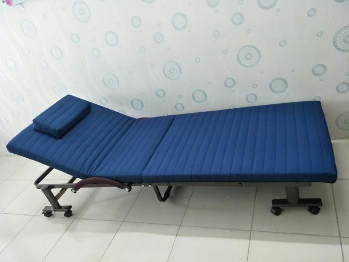 Giường gấp Hàn Quốc Raku bed rộng 75cm11