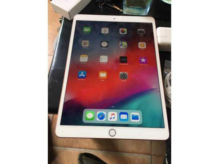 iPad Air 3 64g + LTE rose gold0