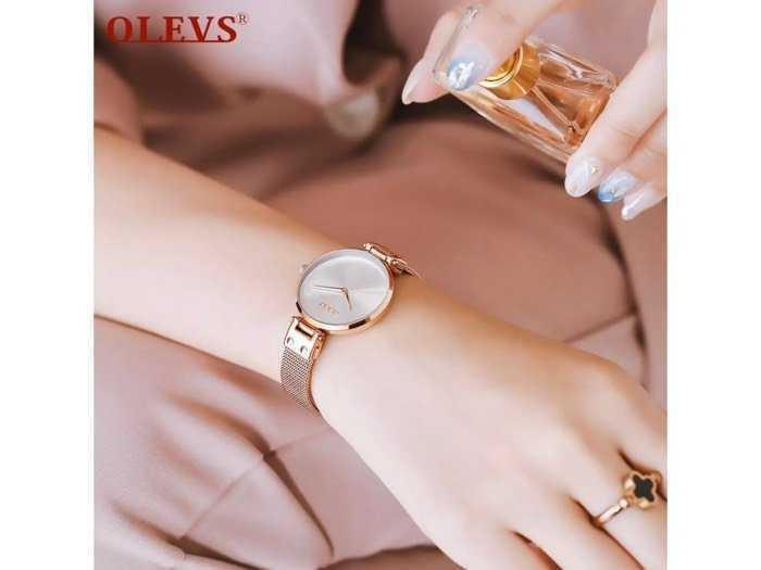 Đồng hồ hoa Hồng ... Tinh tế và thuần tuý1