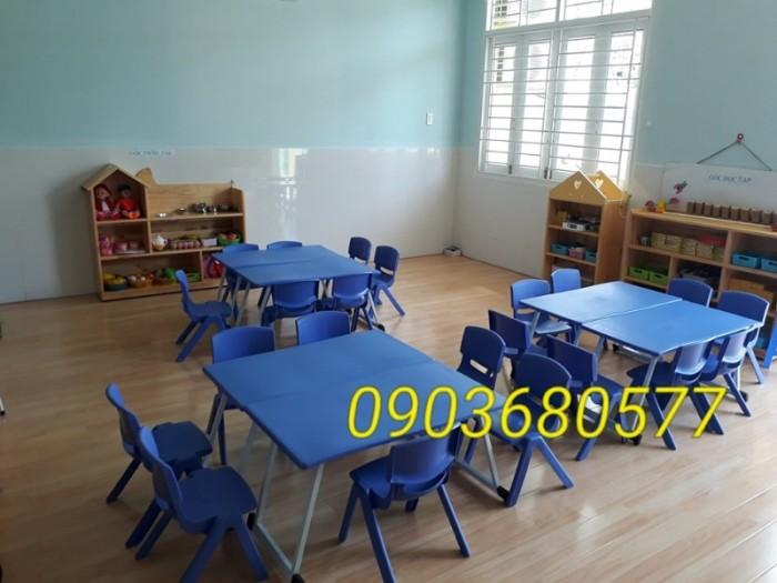Chuyên cung cấp bàn ghế nhựa mầm non giá rẻ, an toàn, chất lượng cho trẻ nhỏ3