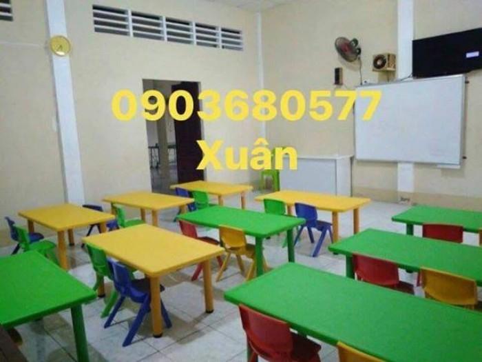 Chuyên cung cấp bàn ghế nhựa mầm non giá rẻ, an toàn, chất lượng cho trẻ nhỏ15
