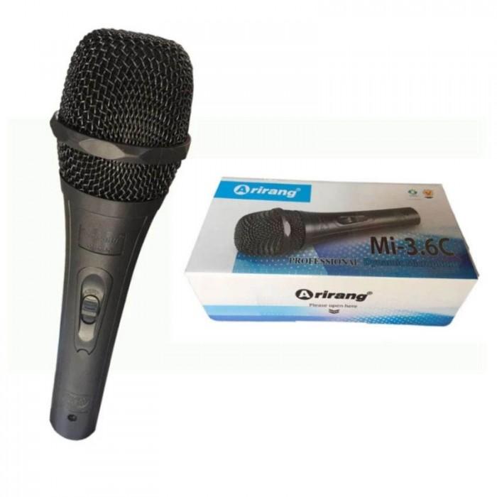 Đầu Arirang karaoke 5 số AR-36D giá 1,400K  Khuyến mãi 2 Micro Arirang AR-3.6C Chính hãng4