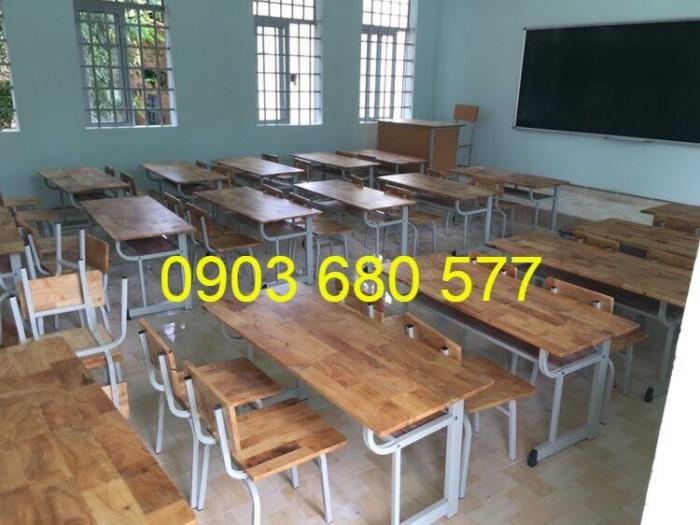 Cung cấp bàn ghế gỗ trẻ em cho trường mầm non, gia đình5