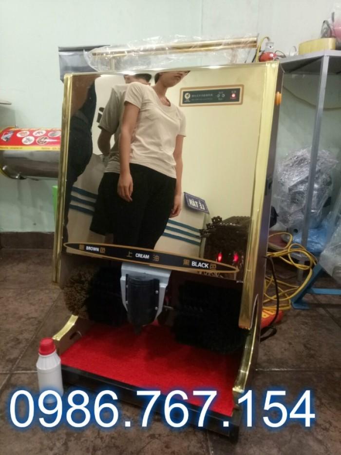 Máy đánh giầy cao cấp cho văn phòng SHN-G12