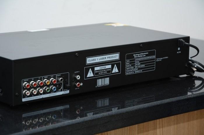 Đầu Karaoke 5 số Arirang AR-36NR Chất lượng âm thanh ra loa hay, chuẩn âm thanh đầu ra 5.12