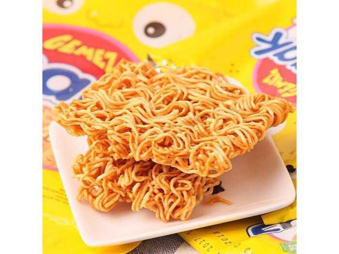 Combo Snack enaak 6 hộp (gồm 144 gói vị gà/30gr)1