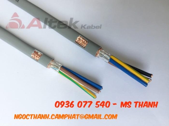 Cáp điều khiển Altek Kabel SH-500 4G 0.5 SQmm1