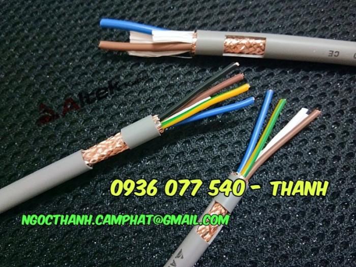 Cáp điều khiển Altek Kabel SH-500 4G 0.5 SQmm, cáp tín hiệu chống nhiễu3