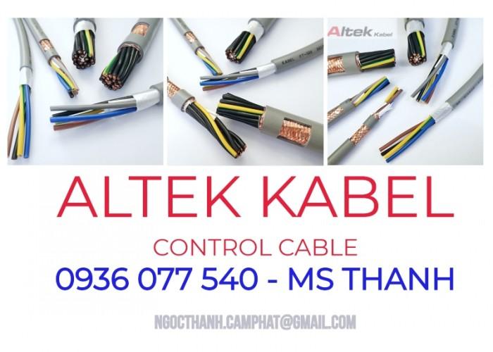 Cáp điều khiển Altek Kabel SH-500 4G 0.5 SQmm4
