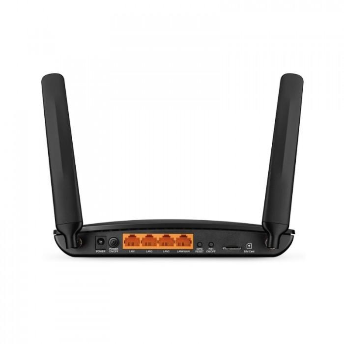 Router wifi sim 4G LTE TP-Link TL-MR6400 chuẩn N, tốc độ 300Mbps chính hãng1