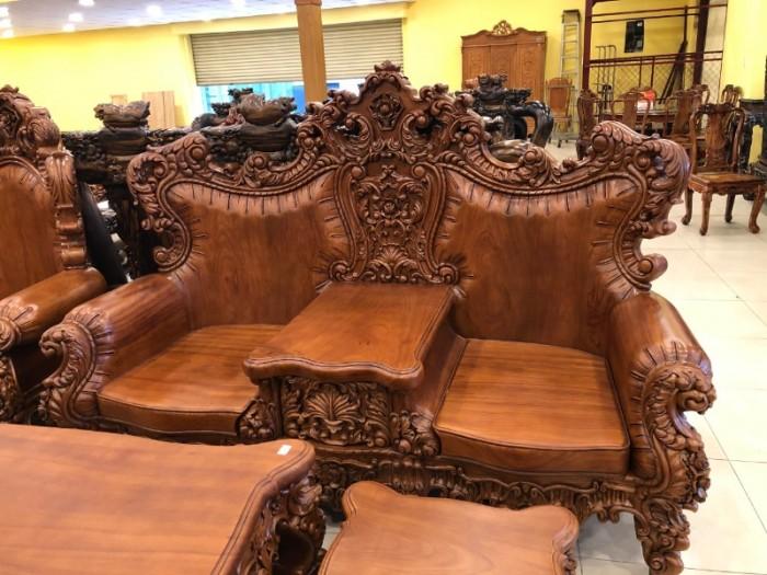 Bộ Sofa Cổ Điển Hoàng Gia Vip 10 Món7