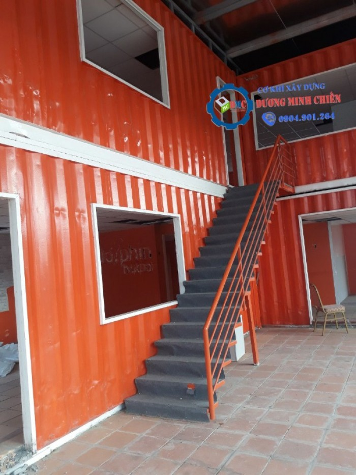 Làm Cầu Thang Thoát Hiểm TPHCM 0904 901 26418