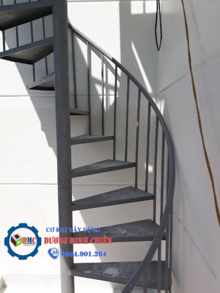 Làm Cầu Thang Thoát Hiểm TPHCM 0904 901 26420