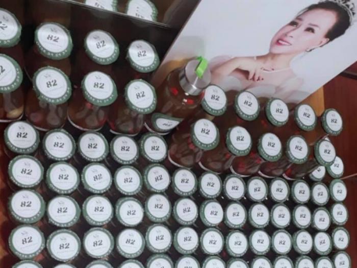 Yến dưỡng nhan Suong's House  Chứa rất nhiều protein và collagen, có tác dụng tăng cường khả năng miễn dịch, tăng độ đàn hồi săn chắc cho da, nhuận tràng và thúc đẩy sự phát triển trí não ở trẻ em...
