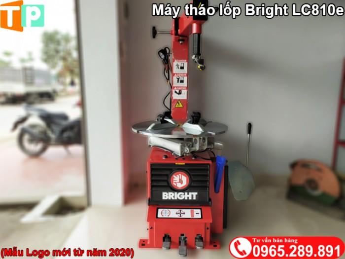 Máy tháo lốp xe Bright LC810e1