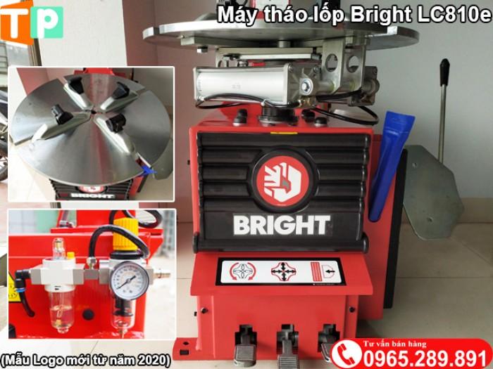 Máy tháo lốp đa dụng Bright LC810e2