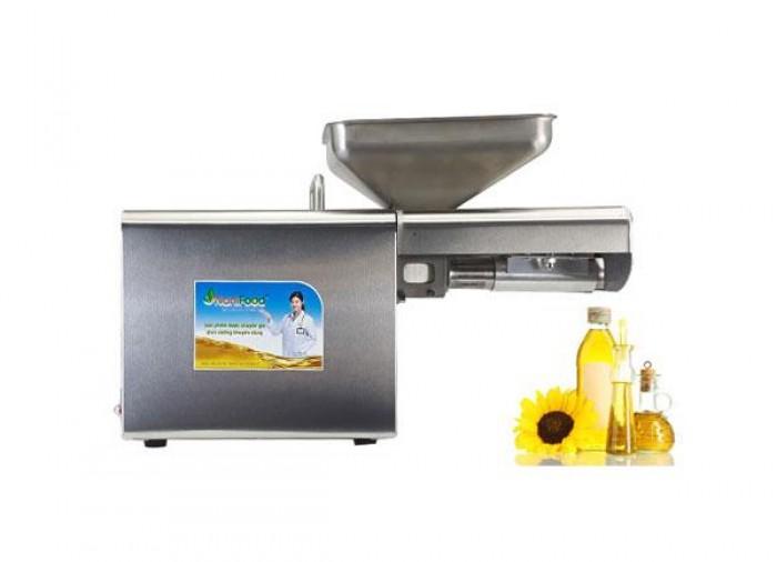 Máy ép dầu thực vật NANIFOOD NNF 801 New1