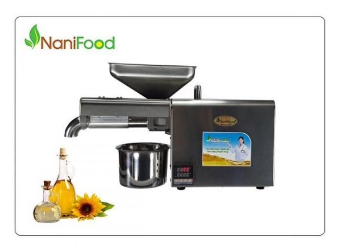 Máy ép dầu thực vật NANIFOOD NNF 801 New0