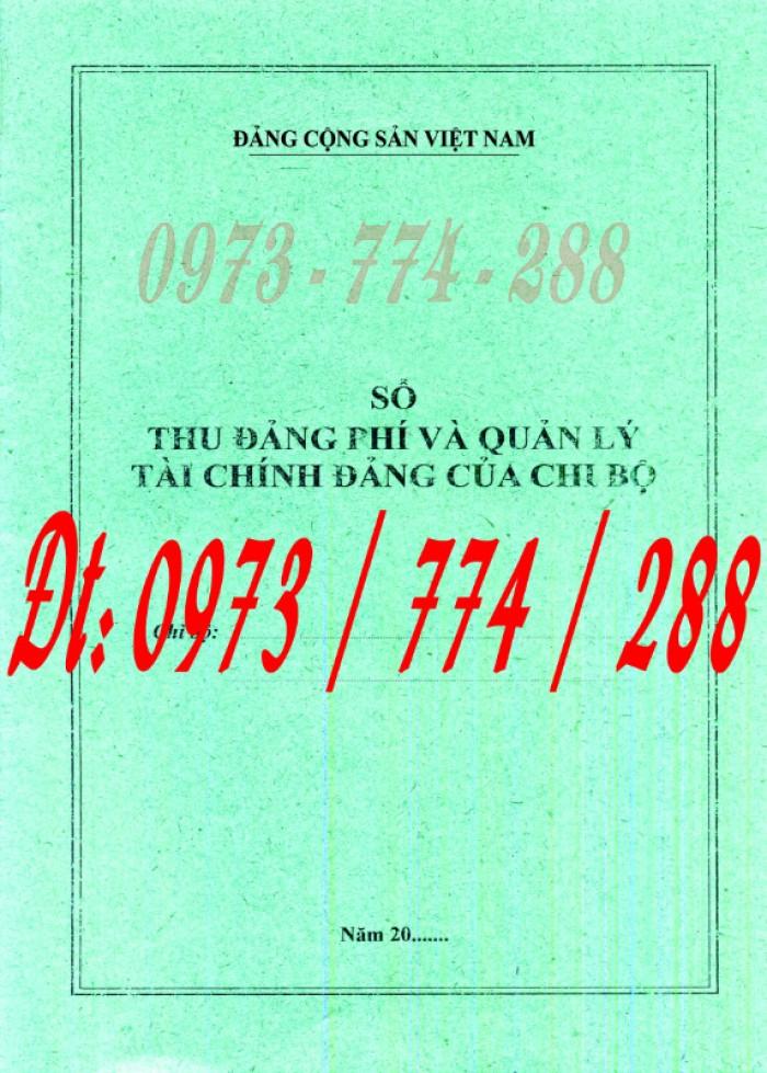 Sổ tổng hợp thu tiền Đảng phí của các đơn vị cấp dưới - Văn phòng trung ương đảng5