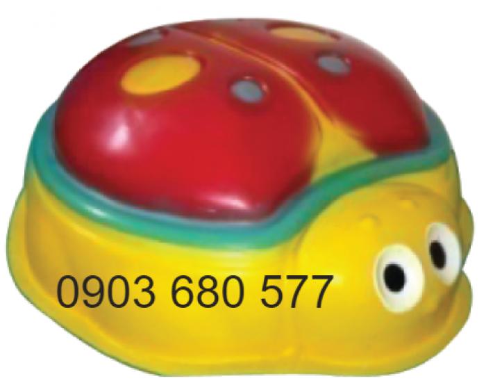 Cung cấp đồ chơi bồn nghịch cát - nước cho trẻ nhỏ mầm non2