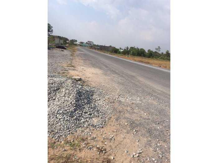 900m đất mặt tiền tỉnh lộ 878,Tam Hiệp,Châu Thành,Tiền Giang2