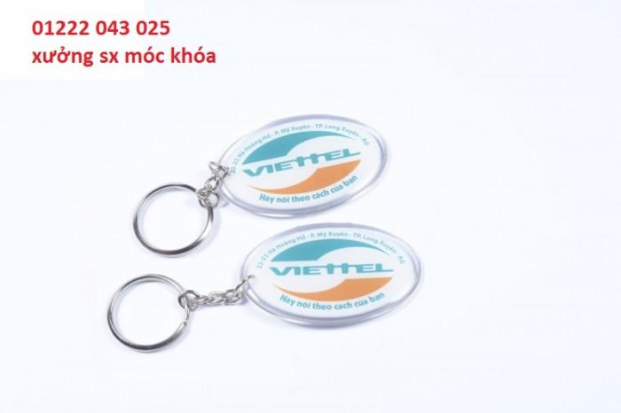 Công ty sản xuất móc khóa quảng cáo giá rẻ TP HCM10