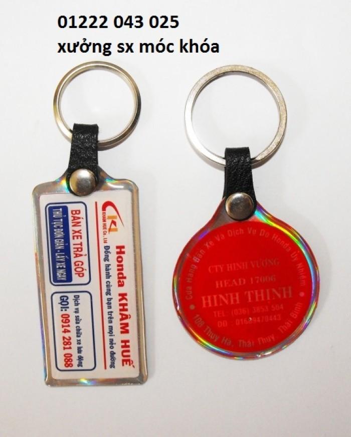 Công ty sản xuất móc khóa quảng cáo giá rẻ TP HCM17
