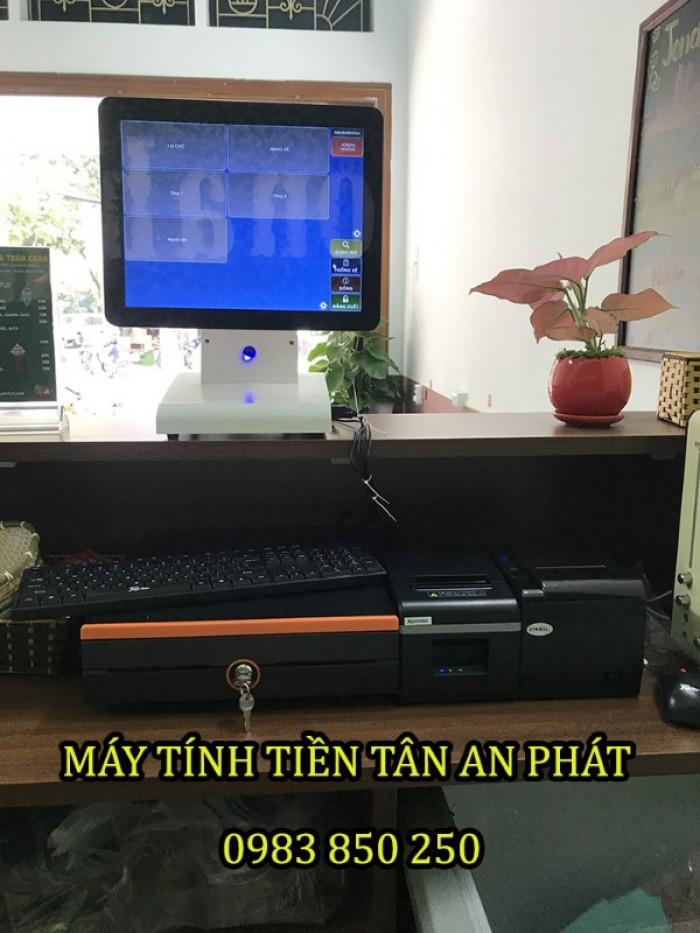 Bộ máy tính tiền cho quán trà chanh tại Thái Bình - Hưng yên- Tuyên Quang0