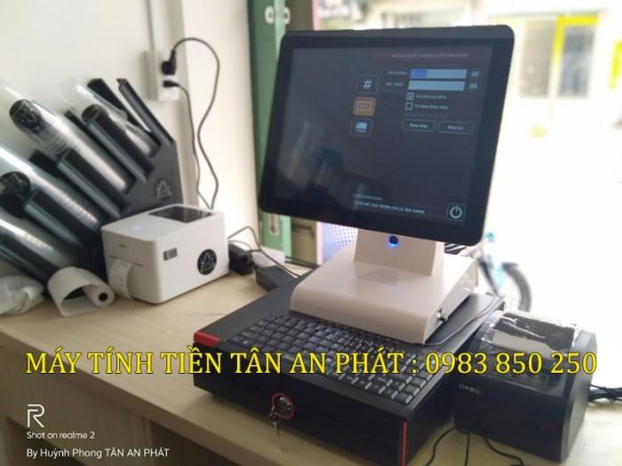 Bộ máy tính tiền cho quán trà chanh tại Thái Bình - Hưng yên- Tuyên Quang2
